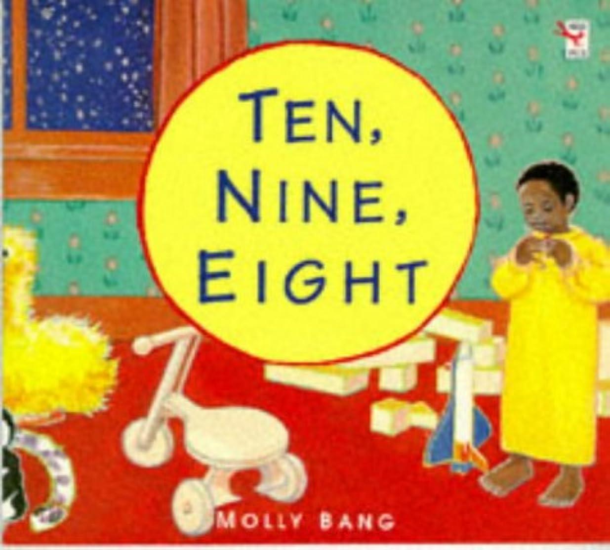 平手打ちプレビスサイト冒険者Ten, Nine, Eight (Red Fox picture books)