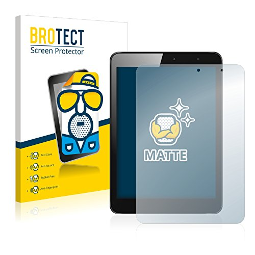 BROTECT 2X Entspiegelungs-Schutzfolie kompatibel mit Xoro TelePAD 795 Bildschirmschutz-Folie Matt, Anti-Reflex, Anti-Fingerprint
