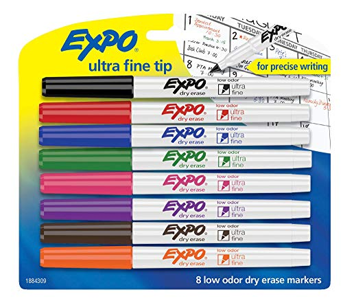 Best whiteboard markers magnetic fine for 2020