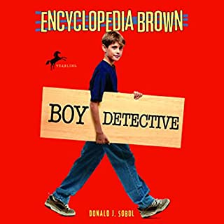 『Encyclopedia Brown』のカバーアート