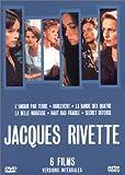 Coffret Jacques Rivette 8 DVD - 6 films (L'Amour par terre / Hurlevent / La Bande des...