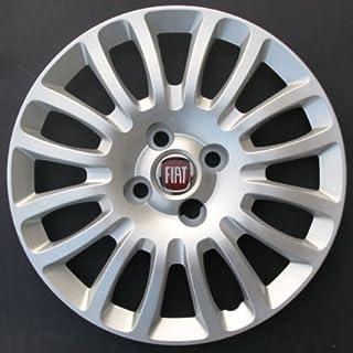 1 Generico Fiat Punto Evo COPRICERCHIO BORCHIA Uno 1303 Coppa Ruota DIAM 15 dal 2009