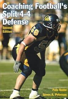 Coaching Football's Split 4-4 Defense (2nd Ed.)