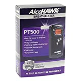 AlcoHAWK PT500 Breathalyzer Alcohol Detector by AlcoHawk