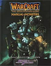 Manual of Monsters: The Roleplaying Game