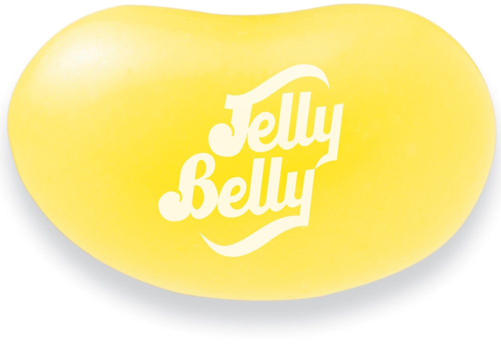 Jelly Belly Pina Colada Beans Rare Max 45% OFF - Je Loose Bulk of Pounds 10