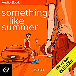Page de couverture de Something Like Summer