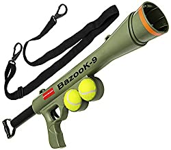 OxGord BazooK-9 Tennis Ball Launcher