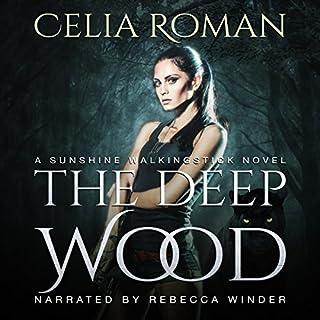 The Deep Wood audiobook cover art