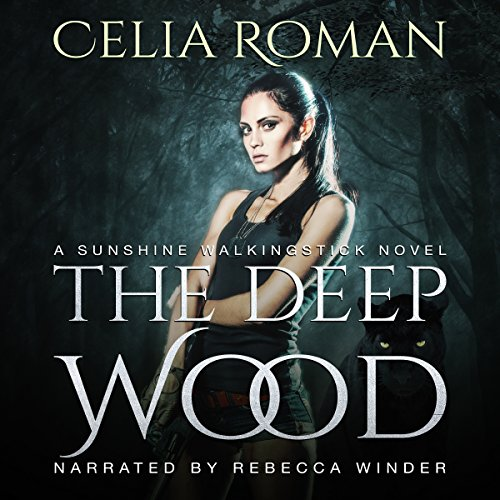 The Deep Wood audiobook cover art