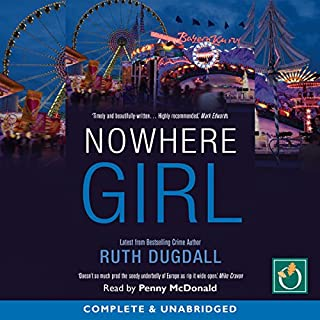 Nowhere Girl cover art