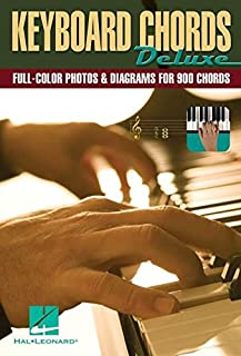Keyboard Chords Deluxe: Full-Color Photos & Diagrams
