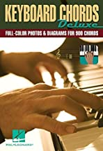Keyboard Chords Deluxe: Full-Color Photos & Diagrams for Over 900 Chords