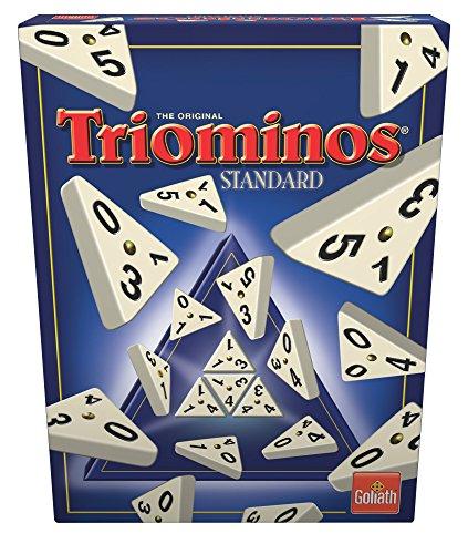 Goliath - Triominos Standard - 60667 - das spannende Anlegespiel, ab 6 Jahren