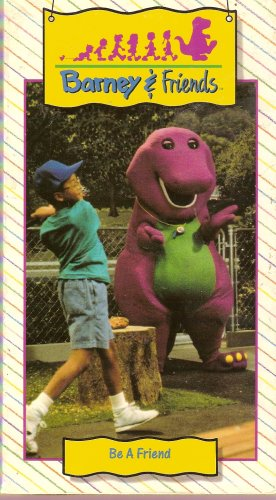Barney & Friends: Be A Friend