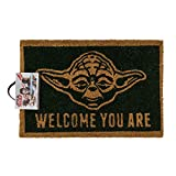 Fußmatte - Star Wars - Welcome You Are | Yoda Fußmatte |