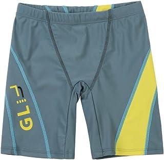 4e78108d33 Boys Kids Swim Shorts Sun Protective Swimming Trunks Black Size 3-7 Years