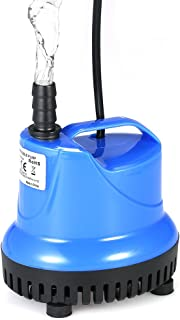 Galapara Bomba Sumergible, 1800L / H 25W Bomba de Agua Ultra