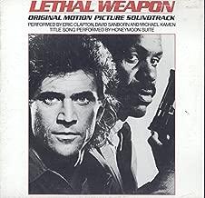 Various: Lethal Weapon Soundtrack LP VG+/VG++ Canada Warner Bros. W1 25561