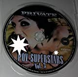 Sex Film Private POV Superstars 3 ¡Wanted Movie! NICHT ABDECKEN - NUR SCHEIBE (IN EINER SLIM BOX...