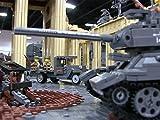 world war 2 kids - Clip: Lego Bradenburg Gate, Battle of Berlin