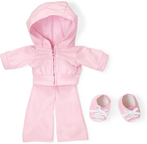 North American Bear Company Rosy Cheeks Big Sister Track Suit