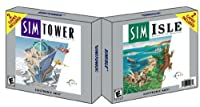 SimTower / Simisle (Jewel Case) (輸入版)