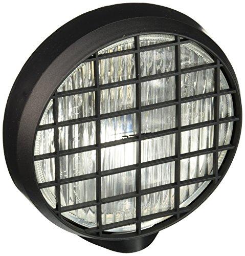 Delta Lights (01-6139-50BX) Thinline 100 Series 6.3' Round Xenon Fog Light Kit - Black w/Stone Guards