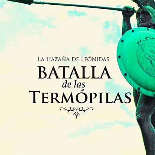 Batalla de las Termopilas [The Battle of Thermopylae] copertina