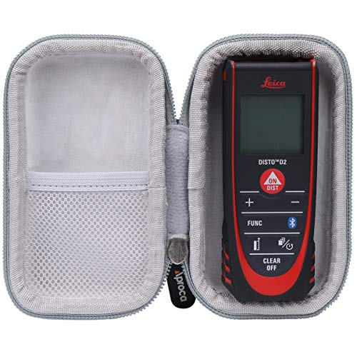 Aproca Hard Storage Travel Case for Leica DISTO D2 New 330ft Laser Distance Measure