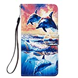 Samsung Galaxy Note9 Flip Case, Cover for Samsung Galaxy Note9 Leather Extra-Shockproof Business Kickstand...