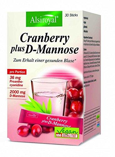 Cranberry plus D-Mannose (30 g)