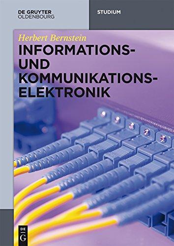Informations- und Kommunikationselektronik (De Gruyter Studium)