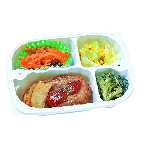 みしまの御膳ほのか たんぱく調整食(冷凍弁当)デミグラスハンバーグ 低たんぱく 塩分調整 冷凍食品 180g