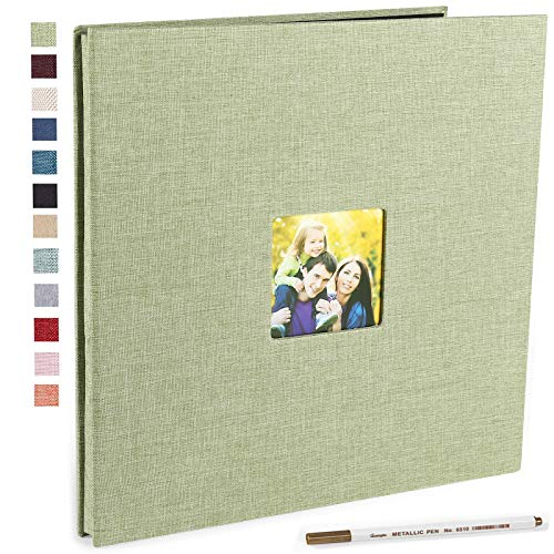 Vienrose Album Fotos Autoadhesivo 28x27 CM Album de Fotos Para Pegar y...