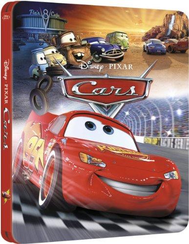 Cars (3D Blu-ray SteelBook) (Zavvi Exclusive: Pixar Collection #8) [UK]