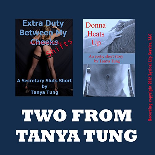Two from Tanya: Two Explicit Erotica Stories audiobook cover art