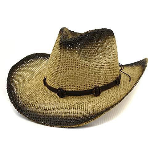 TX Girl Viaje del sombrero de vaquero Mujer Hombre occidental pintura