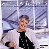 "album cover: Wesla Whitfield ""With A Song In My Heart: The Rodgers & Hart Songbook"""