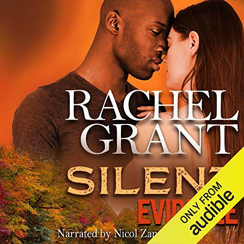 Silent Evidence audiobook cover art