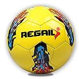 ZQO Ballon Foot,Football, Entraînement de Football La Liga, n ° 5, Couture, Football, Pratique, Football pour Les Jeunes