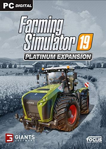 Farming Simulator 19 - Extension Platinum | Téléchargement PC - Code Steam