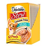 Delectables Stew Tuna & Whitefish Lickable Cat...