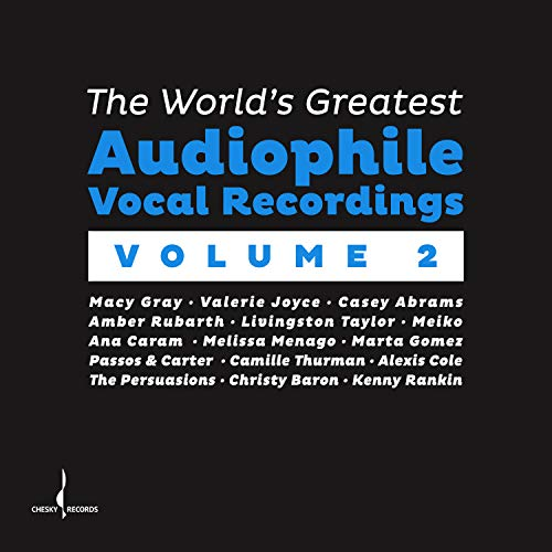 The World'S Greatest Audiophile Vocal Recordings V