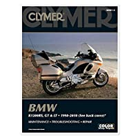 Clymer 整備マニュアル BMW K1200RS/K1200GT/K1200LT (1998-2010)