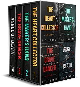 Alex Rainer Box Set: Books 1-4 by [J.T. Turner]