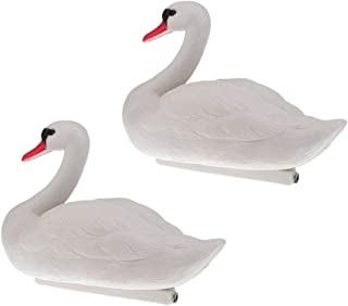 Kind-Hearted 1pcs White Swan Hunting Decoy Garden Scarecrow Mice Pest Control Garden Yard Deterrent Repeller Traps For Hunting Home & Garden