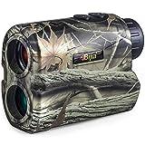 BIJIA Entfernungsmesser Laser Jagd golf Rangefinder 650 Yard ,IP54 Wasserdicht/mit...
