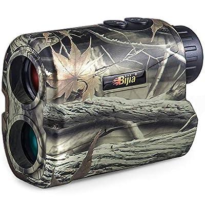 BIJIA Entfernungsmesser Laser Jagd
