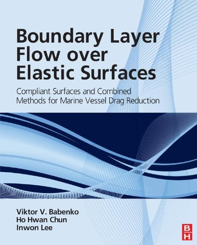Boundary Layer Flow over Elastic Surfaces: Compliant Surfaces and Combined Methods for Marine Vessel Drag Reduction (English Edition)
